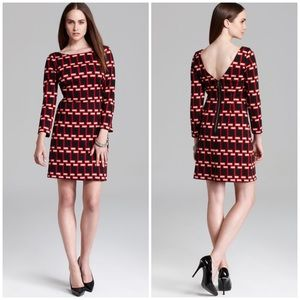 Plenty by Tracy Reese V Back Shift Dress